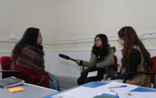 Oral Hisotry Interview Training