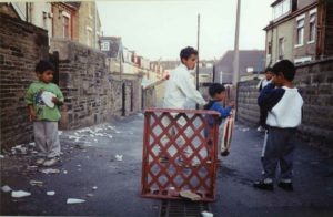 From Parks to Pavilions Mohanlal Mistry Asian Backstreet Alleyway Cricket Bradford
