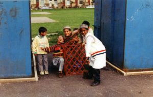From Parks to Pavilions Mohanlal Mistry Asian Backstreet Alleyway Cricket Bradford 7