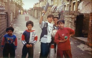 From Parks to Pavilions Mohanlal Mistry Asian Backstreet Alleyway Cricket Bradford s